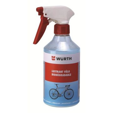 WURTH Lustrant Nettoyant Vélo Biodegradable
