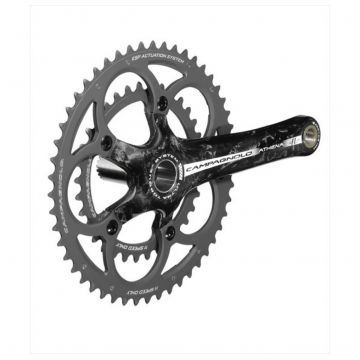 CAMPAGNOLO Pedalier Athena Carbone 11 Vitesses