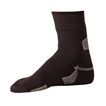 SEALSKINZ Chaussettes Fines Ankle Calf