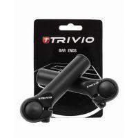 TRIVIO Embout de guidon basic 95MM Noir