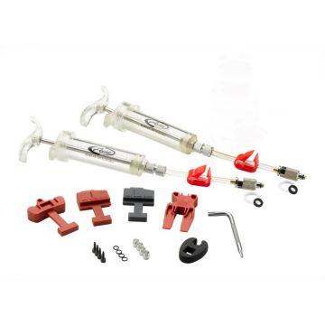 AVID Kit de purge Hydraulique professionnel