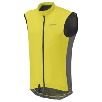 SHIMANO Gilet Coupe Vent Compact S