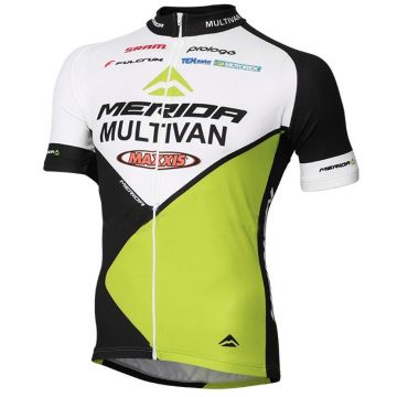 MERIDA Multivan Maillot manches courtes Taille XXL 2013