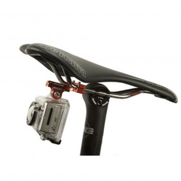 K-EDGE Support chariot de selle camera Go Pro