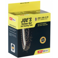 NO FLATS Chambre a air Joe Yellow Gel 26x2.20