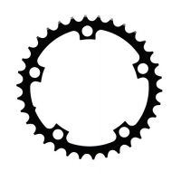 SHIMANO Plateau 105 9V 42 Dents noir triple