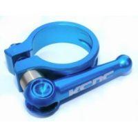 KCNC Collier de Selle SC10 Bleu 31.8