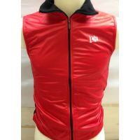 NORET Chasuble Rouge Sans manches Taille 2