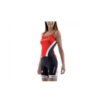 wilier maillot v lo femme rouge. Black Bedroom Furniture Sets. Home Design Ideas
