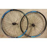 WARP Paire roue XB300 bleu 27.5''