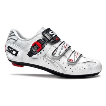 SIDI Chaussures Genius 5 Fit Carbon Blanc