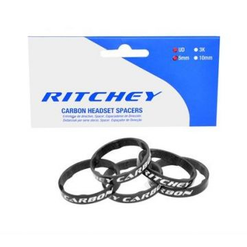 RITCHEY Entretoise Direction Carbone UD
