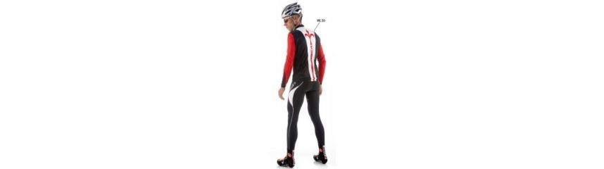 Maillot cyclisme manches longues