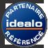 Partenaire de idealo.fr