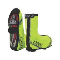 BBB Couvre Chaussures Water Flex Jaune Fluo