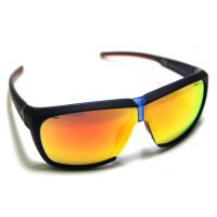 RED BULL Lunettes Sports-tech KERB-003 Noir / Orange