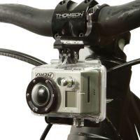 K-EDGE Support de Guidon Bas Camera Go Pro
