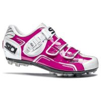 SIDI Chaussures VTT Buvel Femme Fushia/Blanc