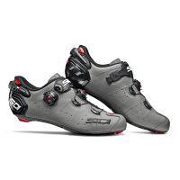 SIDI Chaussures Wire 2 Carbone Gris Mat / Noir