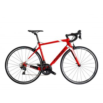WILIER Vélo GTR Team Rouge/Blanc 105 RS100