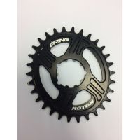 ROTOR Plateau Direct Mount Sram 3mm Offset Oval