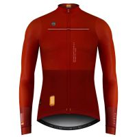 GOBIK Maillot Manches Longues Cobble Clay