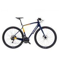 WILIER Velo JENA Hybride Cintre Plat Bleu Orange 105