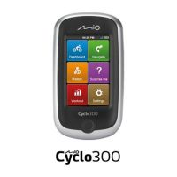 MIO Cyclo 300 Europe