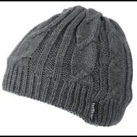 SEALSKINZ Bonnet Cable Knit Beanie